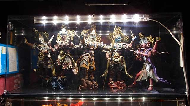 仏教の守護神「四天王」と 阿修羅像!