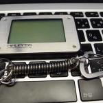 IDとPassword管理の専用機ミルパス
